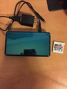 Nintendo 3DS, Charger + Game. Firm Price