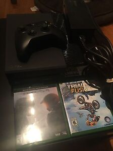 XBOX One 500 gb - brand new condition