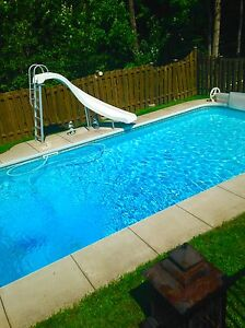 Reduced to sell , beautiful Inground pool