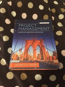 NAIT Textbook - PMGT 2220 - introduction to project management