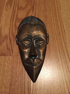 Decorative African Mask Wall Art