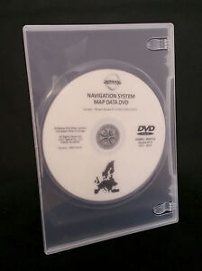 Nissan Sat Nav 2013 DVD Disc Qashqai Xtrail Navara Murano Patrol Pathfinder X7.0
