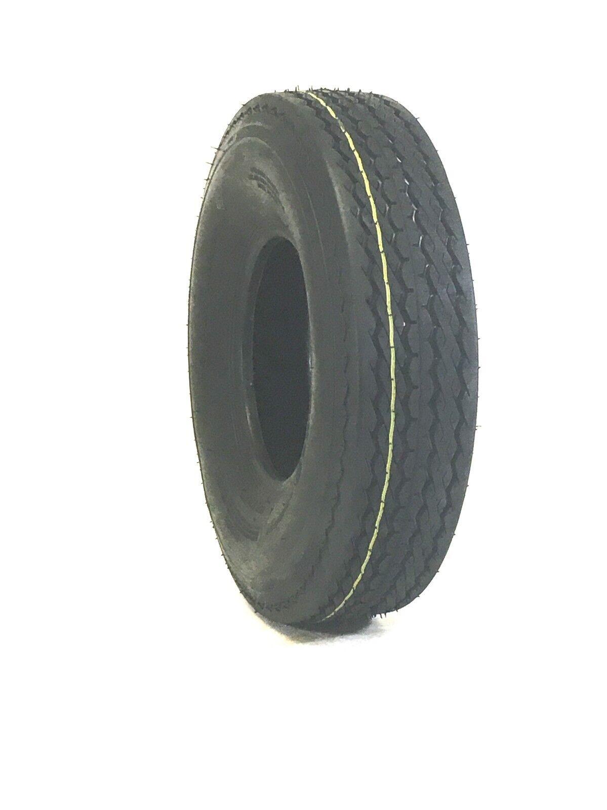 5.70-8 6 Ply Cushman Replacement Hi-Speed Trailer Tires 5.70x8