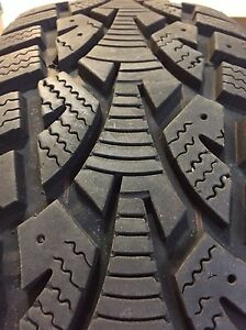 WINTER TIRE ON RIMS FOR SALE - 185/65R14 Cambridge Kitchener Area image 1