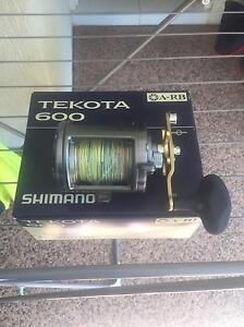 Shimano Tekota 600 (new) Bayview Darwin City Preview