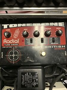 Radial Tone bone Hot British