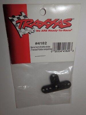 Traxxas Servo Horn, Throttle Brake - Traxxas/Futaba Compatible #4182 NIP