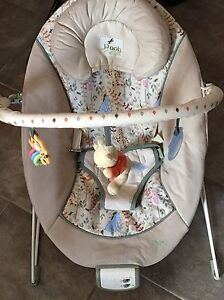 Disney bouncer chair