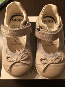 TODDLER GIRLS GEOX SHOES