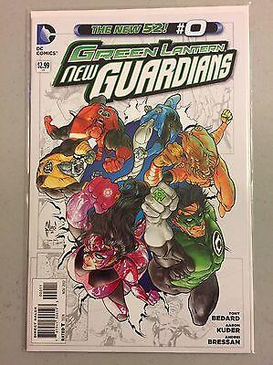 Green Lantern New Guardians Comic #0 New 52 NM
