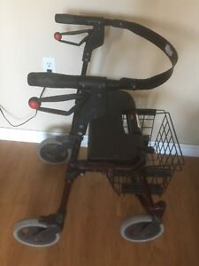 Rollator with basket asking $ 99 or best offer