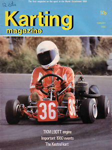 Karting magazine Ivanhoe Banyule Area Preview