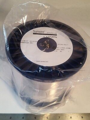 Solar Panel Tabbing Wire Ribbon Flat 1x0.2mmSunwire Luvata Photovoltaic for sale  Shipping to Canada
