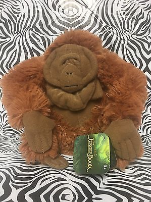 Disney The Jungle Book 8 inch Plush Figure - King Louie