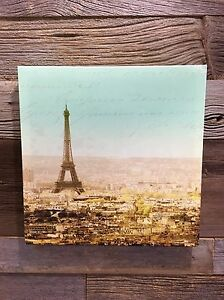3 Trendy Parisian Canvas Art (set of 3) London Ontario image 1