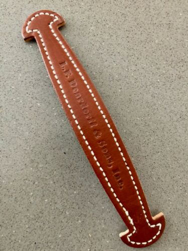 L.F. Deardorff & Sons Leather Strap for 4x5 NOS