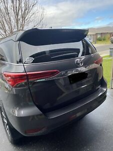 2017 Toyota Fortuner Crusade 6 Sp Automatic 4d Wagon