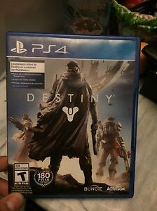 Destiny Mint For PS4 Kitchener / Waterloo Kitchener Area image 1