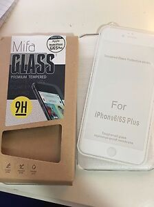 iPhone 6/6s white screen cover