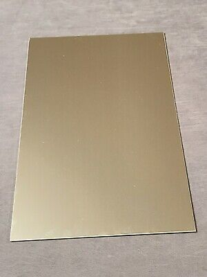 .250. 14 Aluminum Sheet Plate. 6 X 12. 4 Brush Polish Flat Stock. 1 Pc