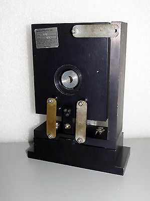Spectra Physics 341 Routing Mirror Mount For 3900s Sapphire Laser Optics