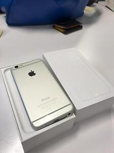 iPhone 6 Silver 64GB North Sydney North Sydney Area Preview