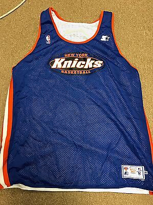 Charles oakley Signed practice worn knicks jersey from 97-98 947ae8ee5
