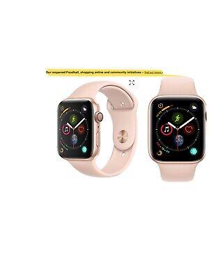 Apple Watch Series 4 44mm Gold GPS