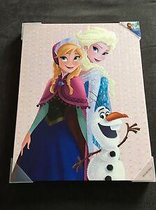 'Frozen' Canvas Picture