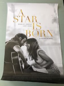 A Star is Born Movie Theatre Poster