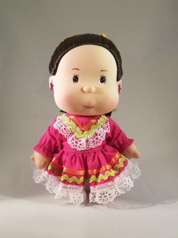 Mexican Escaramusa little girl doll Collectible
