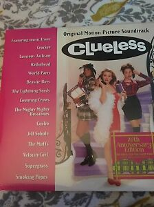 Clueless vinyl record new in package