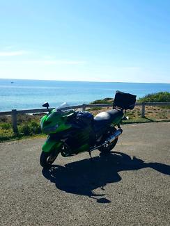 Kawasaki zx14r Ninja