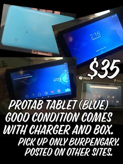 Protab Tablet (Blue)
