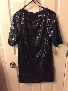 Sequin dress size 8 with tags  Kingston Kingston Area image 1