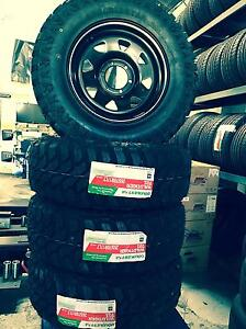 265/70R17 118/115N wild Tiger T01 Mud double star. Summer Hill Ashfield Area Preview