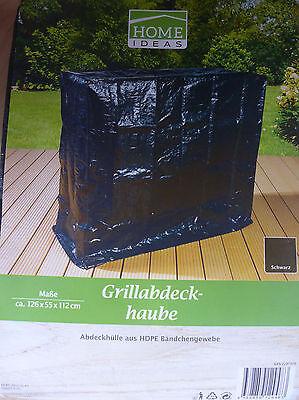 Grillabdeckhaube Grill Abdeckhaube Schutzhülle 126x55x112cm, 80x55x112 cm