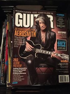 Guitar Magazines Ten for $20