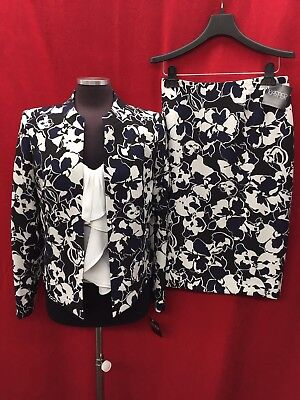 KASPER SKIRT SUIT/BLOUSE NOT INCLUDED/NEW WITH TAG/RETAIL 10/LINED