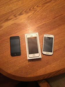Phones for sell