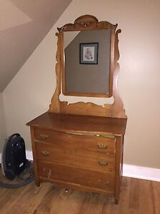 Antique Dresser Stratford Kitchener Area image 1