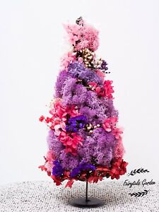 Christmas Tree Flower Preservation