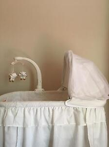 Bassinet, carrier, steam cooker, gold plated watch Hornsby Hornsby Area Preview