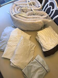 Crib sheet bundle