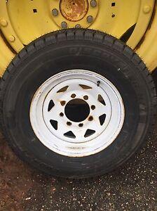 """16"""" trailer tire"""
