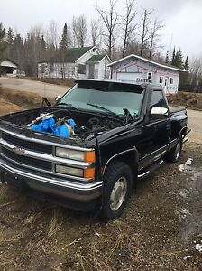 Parting out 1998 Chevrolet z71 cheyenne