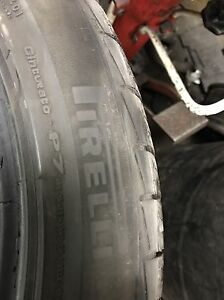 Tire Pirelli  225/45/17 best price