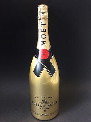 Moet Chandon Impérial Golden Sleeve Champagner 1,5l Magnum Flasche 12% Vol. Moët