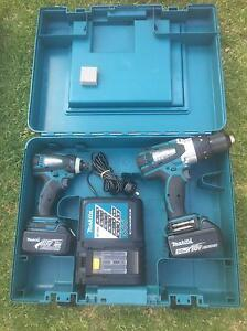 Makita impact drill and hammer drill combo18v Blacktown Blacktown Area Preview