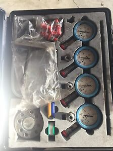 Hydraulic test kit